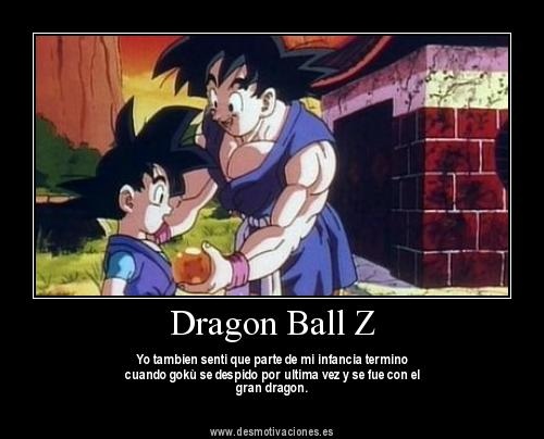 Dragon Ball, un mal ejemplo?
